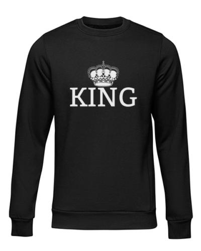 king black sweater