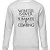 summer is coming grey sweater