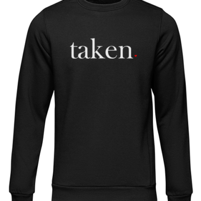 taken black sweater