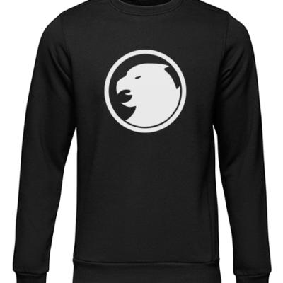 hawkman black sweater