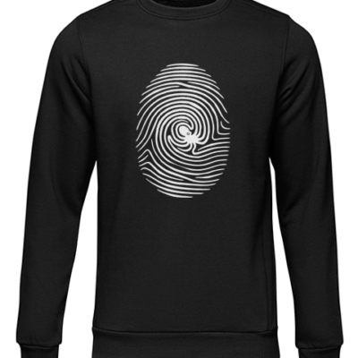 octoprint black sweater
