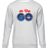 on the go grey sweater