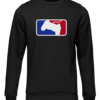 pro gamer black sweater