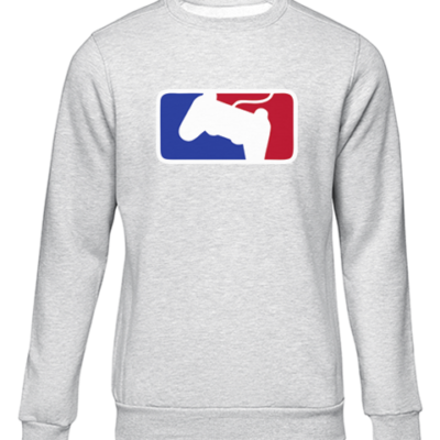 pro gamer grey sweater