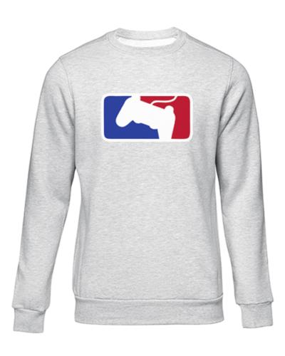 pro gamer grey sweater