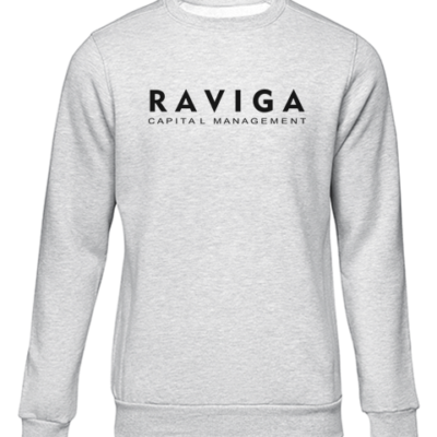 raviga grey sweater