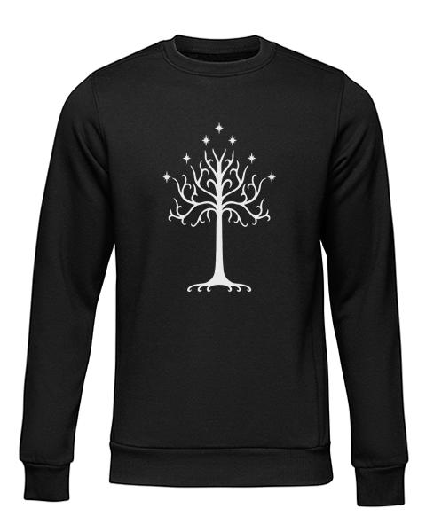 the tree of gondor black sweater