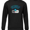 wifi black sweater