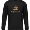 be grounded black sweater