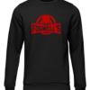 fogwells gym black sweater