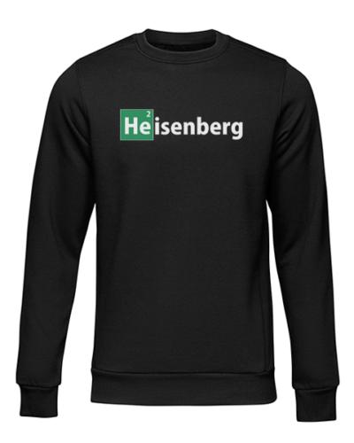 heisenberg 2 black sweater