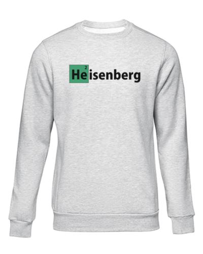 heisenberg 2 grey sweater