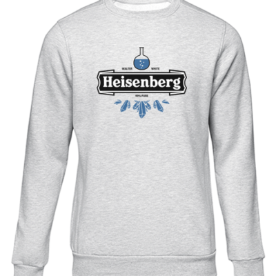 heisenberg grey sweater