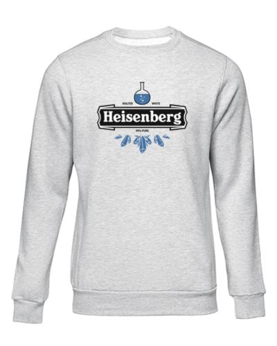 heisenberg grey sweater