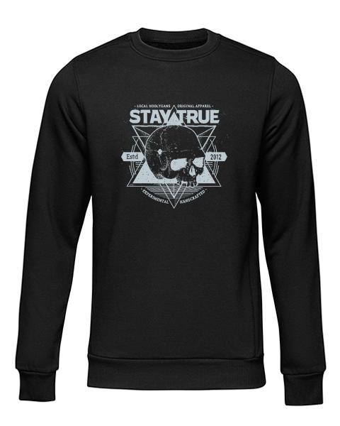 local hoolygans black sweater