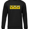 minions banana black sweater