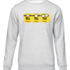 minions banana grey sweater