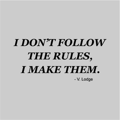 i dont follow rules grey square