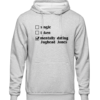 mentally dating jughead Grey Hoodie jb