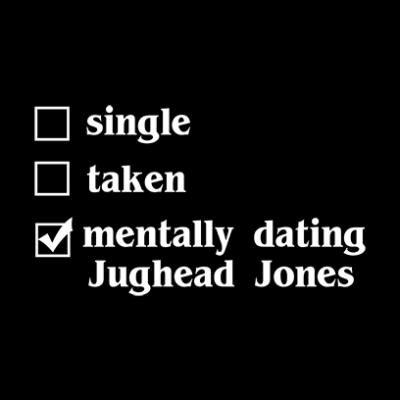 mentally dating jughead black square