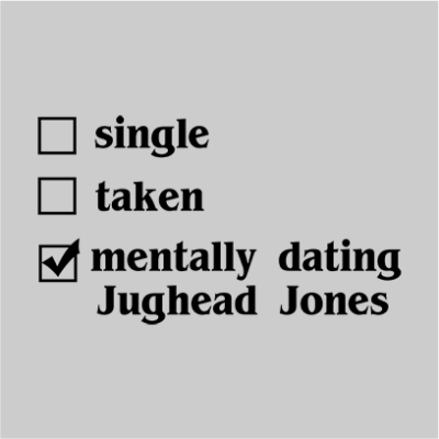 mentally dating jughead grey square