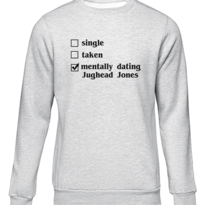 mentally dating jughead grey sweater