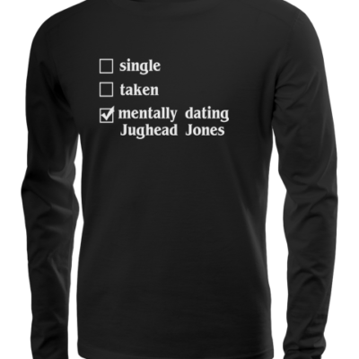 mentally dating jughead long sleeve black