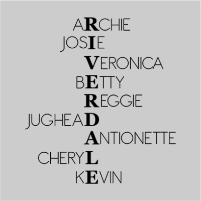 riverdale characters grey square