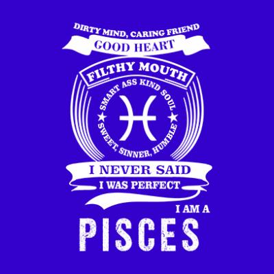 pisces blue square