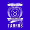 taurus blue square