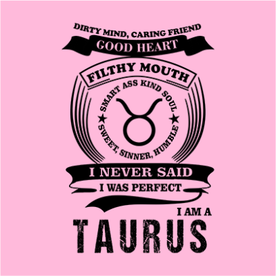 taurus pink square