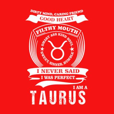 taurus red square