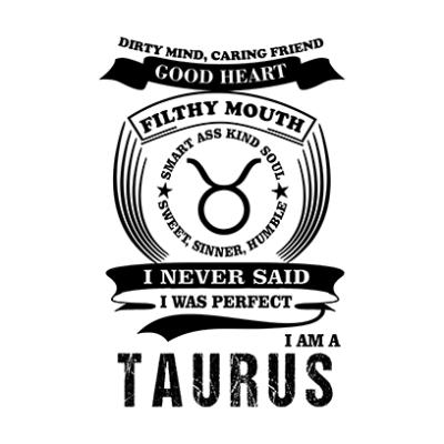 taurus white square