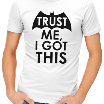 i got this mens tshirt white