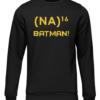 na 16 batman black sweater