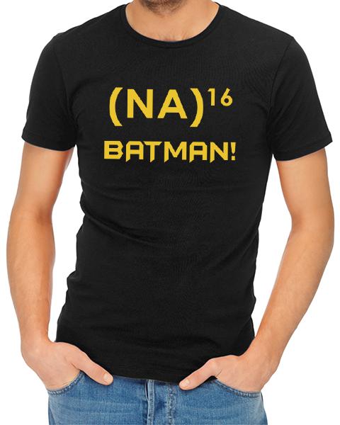 na 16 batman mens tshirt black
