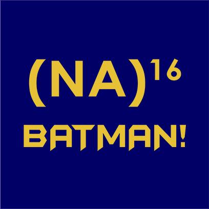 na 16 batman navy square