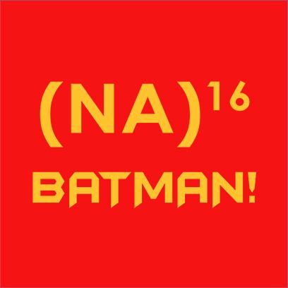 na 16 batman red square