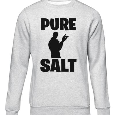 pure salt grey sweater