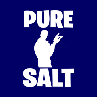 pure salt navy square