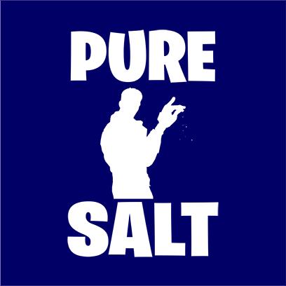 pure salt navy square