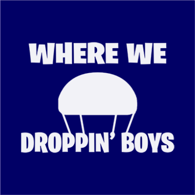 where we droppin navy square - Copy