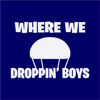 where we droppin navy square – Copy
