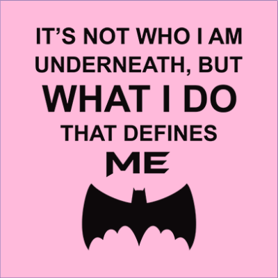 who i am underneath pink square