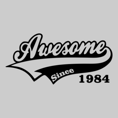 awesome-since-grey