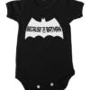 because im batman baby black