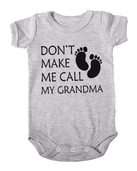 call my grandma baby grey