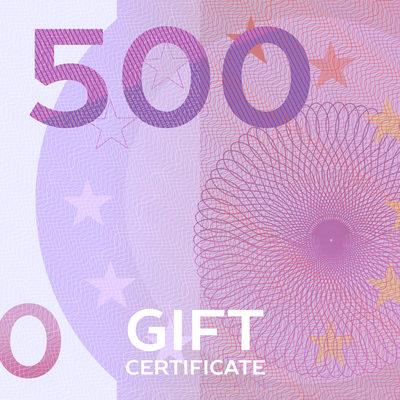 R500 store credit