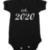 established 2020 baby black