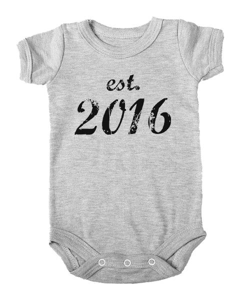 established baby grey